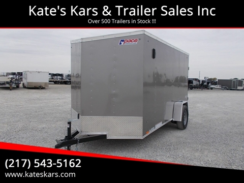 2020 Pace 6X12 Enclosed Trailer for sale in Arthur, IL