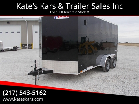 2020 Pace 7X14 Enclosed Trailer for sale in Arthur, IL