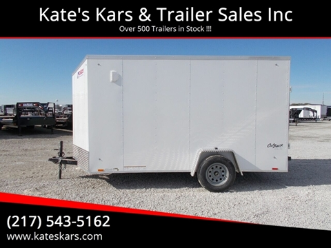 2020 Pace 7X12 Enclosed Trailer for sale in Arthur, IL