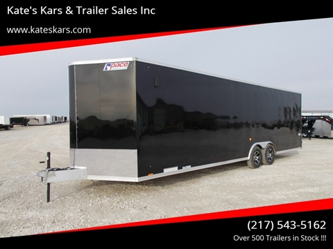 2020 Pace 8.5X28 Enclosed Trailer for sale in Arthur, IL