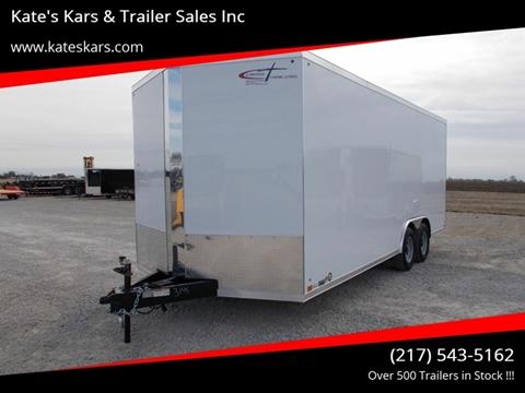 2020 Cross 8.5X20 Enclosed Trailer for sale in Arthur, IL