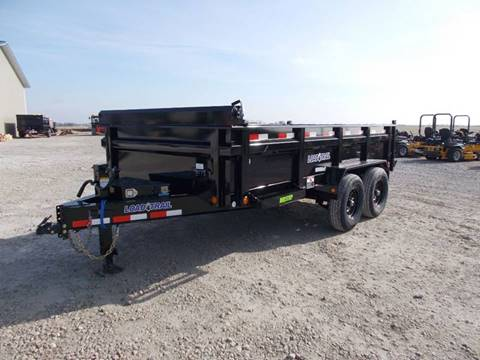 2020 Load Trail 14' Dump Trailer for sale in Arthur, IL