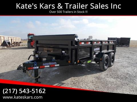2020 Load Trail 14' Dump Trailer for sale in Arthur, IL