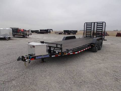 2020 Load Trail 22' Equipment Trailer for sale in Arthur, IL