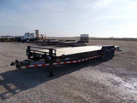 2020 Load Trail 24' Equipment Trailer for sale in Arthur, IL
