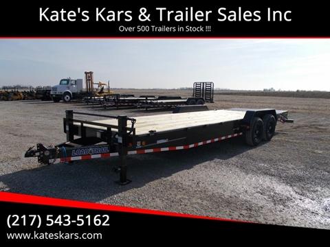 2020 Load Trail 24' Equipment Trailer for sale in Arthur, IL