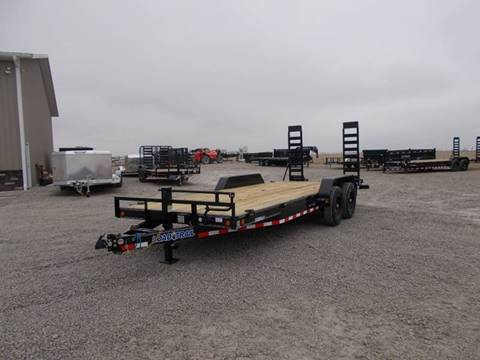 2020 Load Trail 20' Equipment Trailer for sale in Arthur, IL