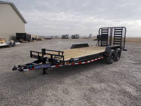 2019 Load Trail 20' Equipment Trailer for sale in Arthur, IL