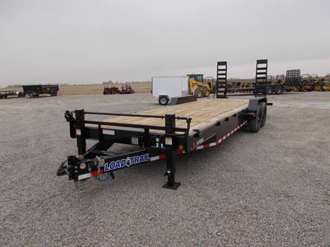 2020 Load Trail 26' Equipment Trailer for sale in Arthur, IL