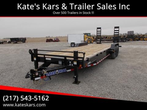 2020 Load Trail 26' Equipment Trailer for sale in Arthur, IL