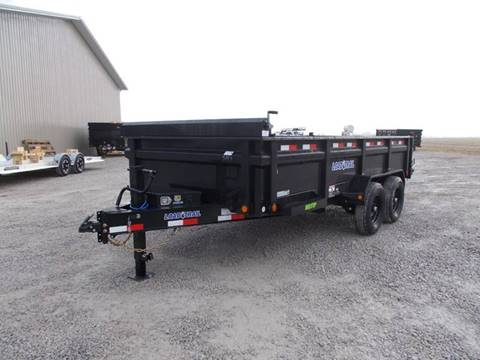 2020 Load Trail 16' Dump Trailer for sale in Arthur, IL