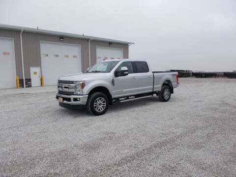 2019 Ford F-250 Super Duty Lariat for sale at Kate's Kars & Trailer Sales Inc - Vehicles in Arthur IL