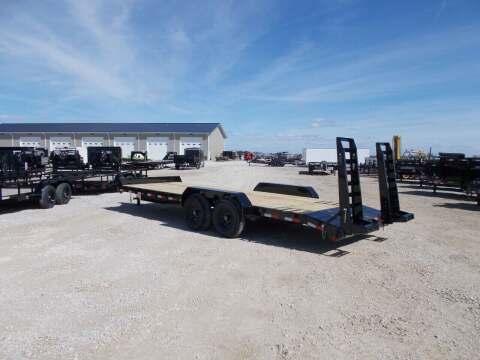 2020 Rice Trailers 14k Equipment