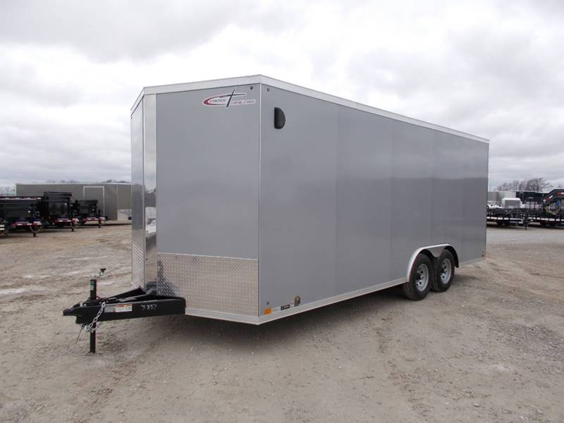 2021 Cross 8.5X20 Enclosed Trailer