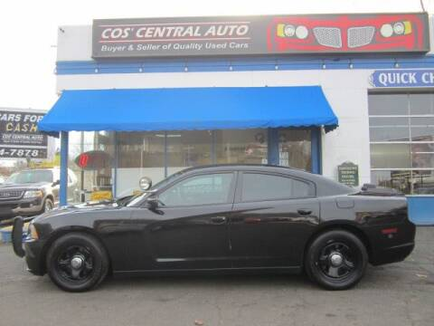 2013 Dodge Charger Police for sale at Cos Central Auto in Meriden CT