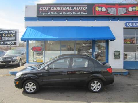 2009 Kia Rio LX for sale at Cos Central Auto in Meriden CT
