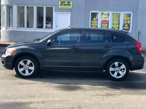 2010 Dodge Caliber Uptown for sale at Cos Central Auto in Meriden CT