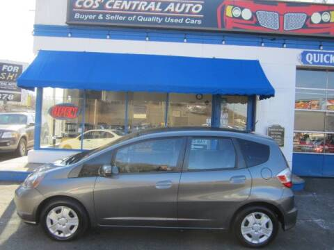 2013 Honda Fit for sale at Cos Central Auto in Meriden CT