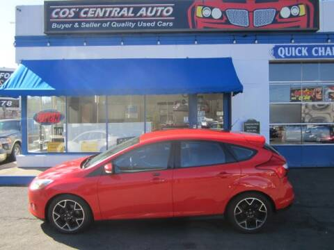 2014 Ford Focus SE for sale at Cos Central Auto in Meriden CT