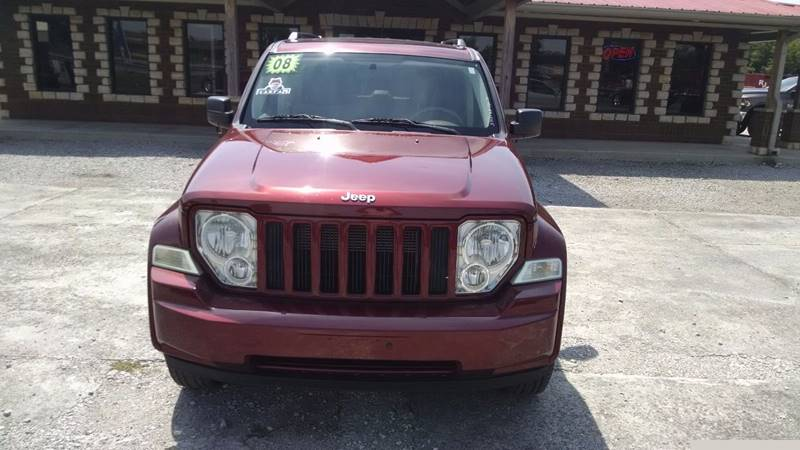 2008 Jeep Liberty 4x2 Sport 4dr SUV - Russellville KY