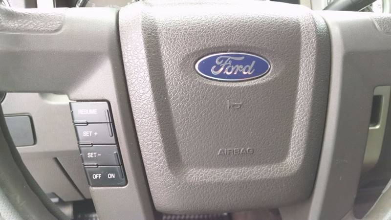 2010 Ford F-150 4x4 XLT 4dr SuperCrew Styleside 5.5 ft. SB - Russellville KY