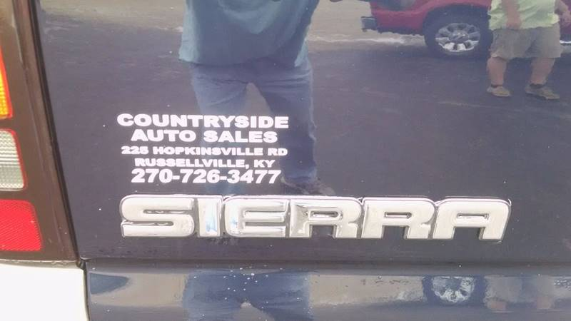 2005 GMC Sierra 1500 4dr Extended Cab SLT 4WD SB - Russellville KY