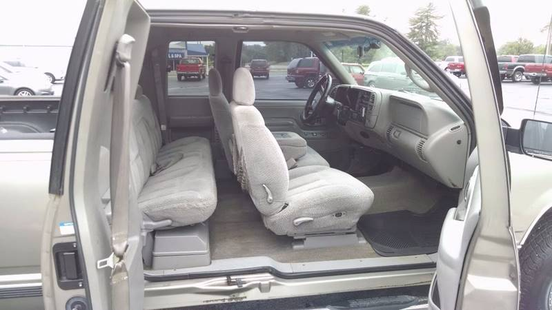 1999 GMC Sierra 1500 Classic 3dr K1500 SLE 4WD Extended Cab SB - Russellville KY