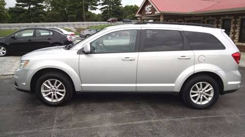 2013 Dodge Journey for sale in Russellville, KY