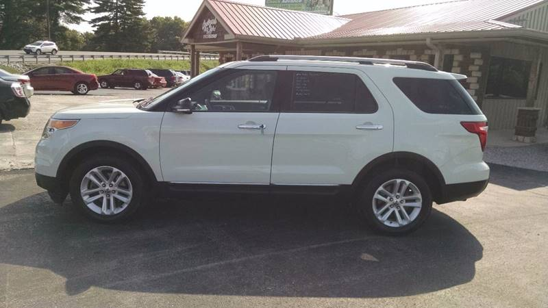 2011 Ford Explorer XLT 4dr SUV - Russellville KY