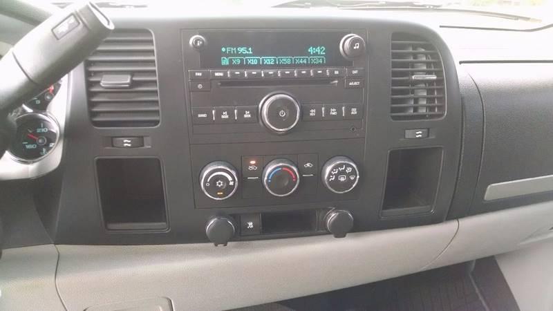 2008 Chevrolet Silverado 1500 2WD LT1 4dr Crew Cab 5.8 ft. SB - Russellville KY
