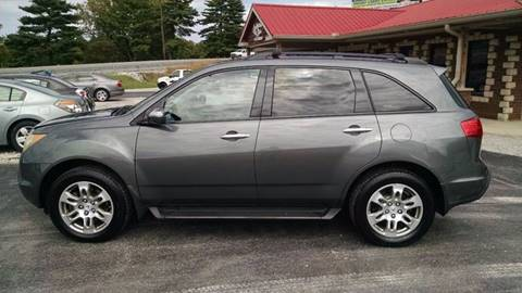 2007 Acura MDX for sale in Russellville, KY