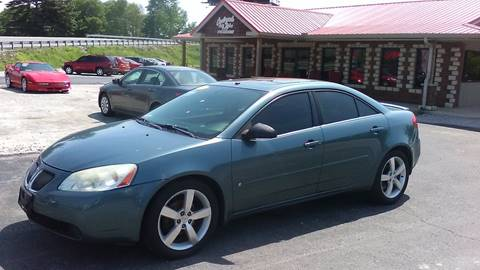 2006 Pontiac G6 for sale in Russellville, KY