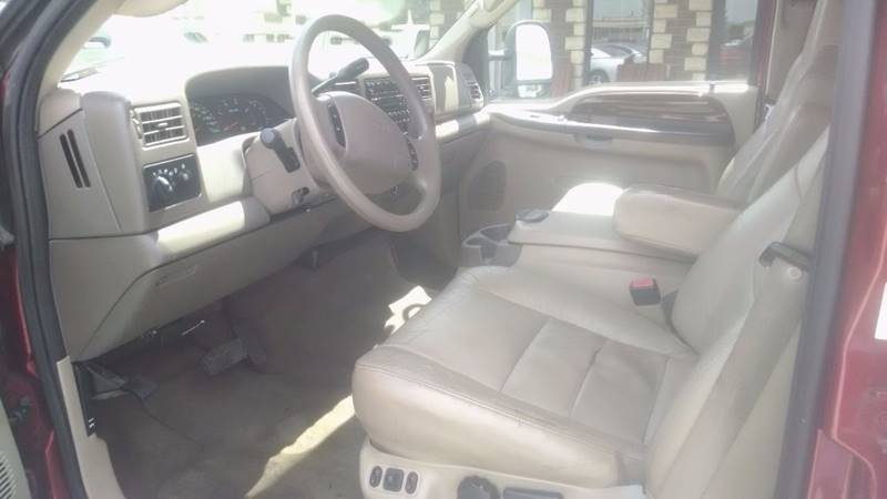 2003 Ford F-250 Super Duty 4dr Crew Cab Lariat 4WD SB - Russellville KY