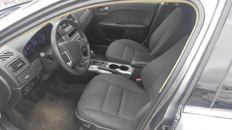 2010 Ford Fusion SE 4dr Sedan - Russellville KY