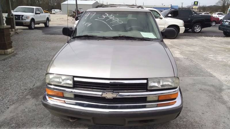 1999 Chevrolet Blazer 4dr LS 4WD SUV - Russellville KY