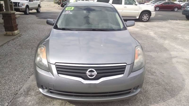 2008 Nissan Altima 2.5 SL 4dr Sedan - Russellville KY