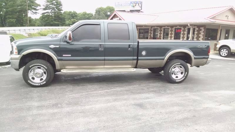 2006 Ford F-350 Super Duty Lariat 4dr Crew Cab 4WD LB - Russellville KY