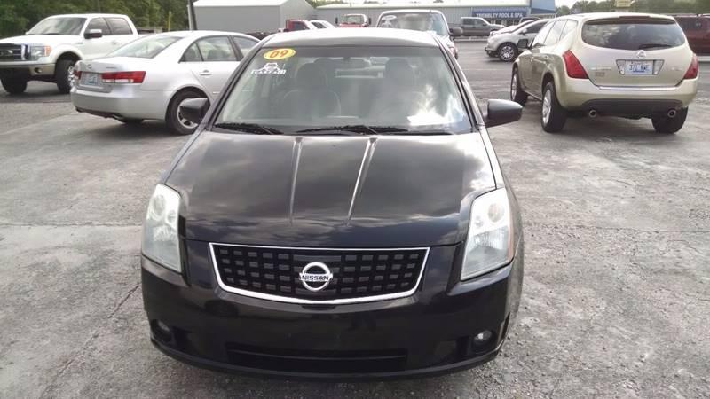 2009 Nissan Sentra 2.0 4dr Sedan CVT - Russellville KY