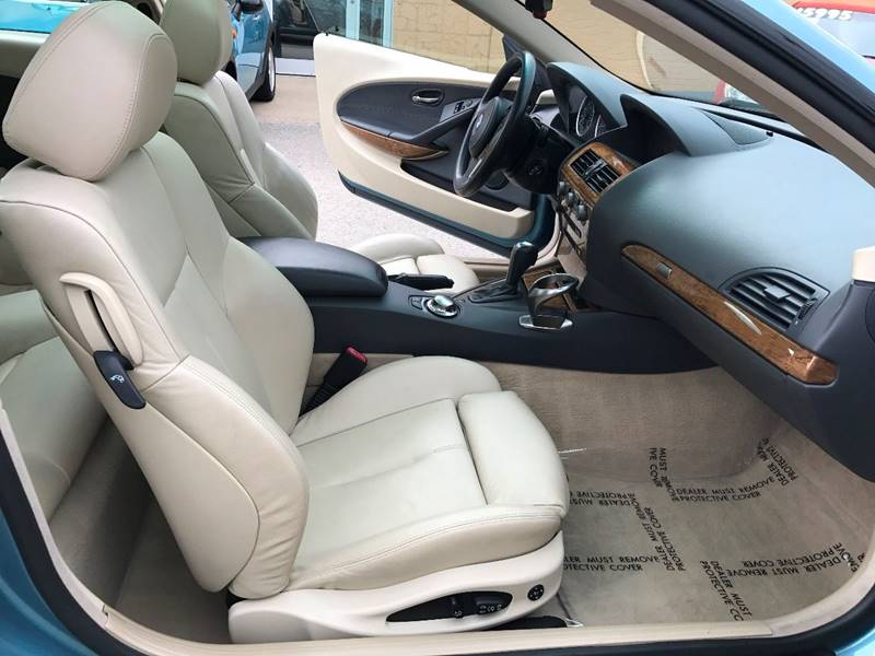 2004 BMW 6 Series 645Ci 2dr Coupe - Louisville KY
