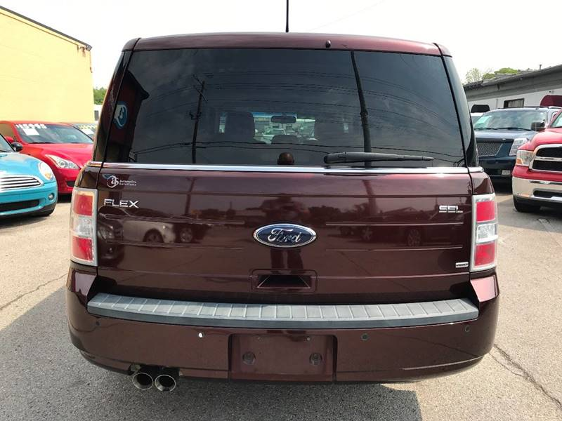 2010 Ford Flex AWD SEL 4dr Crossover - Louisville KY