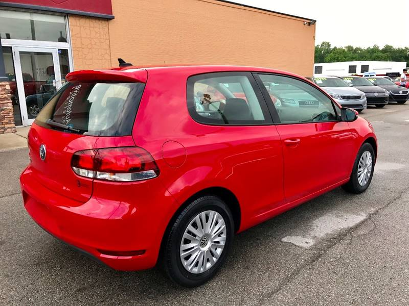 2012 Volkswagen Golf 2.5L PZEV 2dr Hatchback 5M w/ Convenience and Sunroof - Louisville KY
