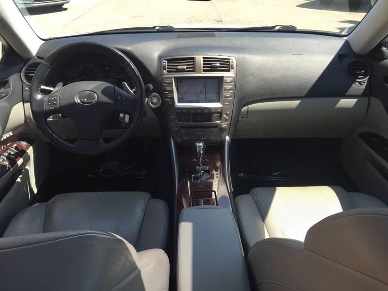 2006 Lexus IS 250 AWD 4dr Sedan - Louisville KY