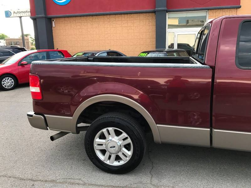 2004 Ford F-150 4dr SuperCab Lariat Rwd Styleside 6.5 ft. SB - Louisville KY