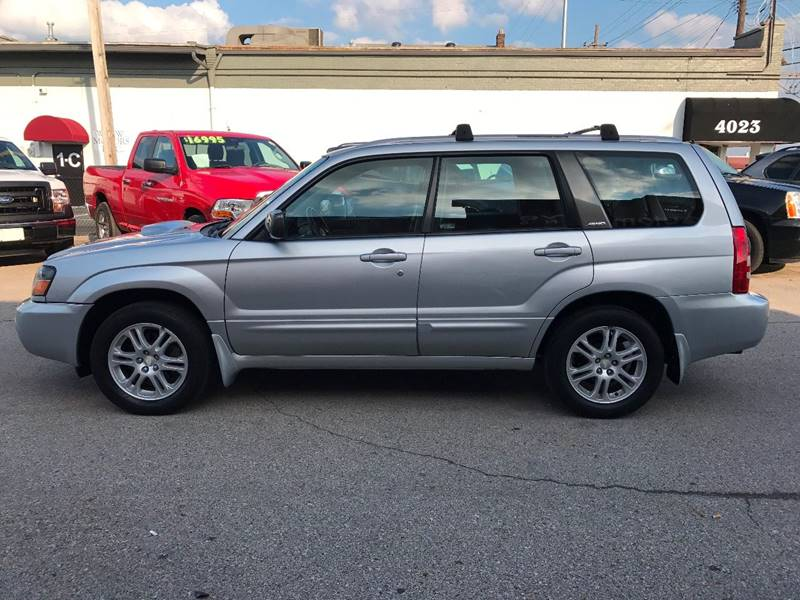 2004 Subaru Forester AWD 4dr XT Turbo Wagon - Louisville KY