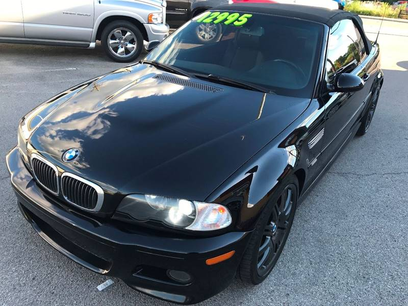 2006 BMW M3 2dr Convertible - Louisville KY