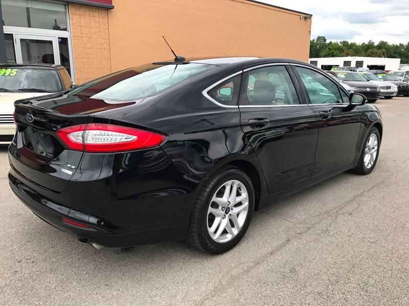 2016 Ford Fusion SE 4dr Sedan - Louisville KY