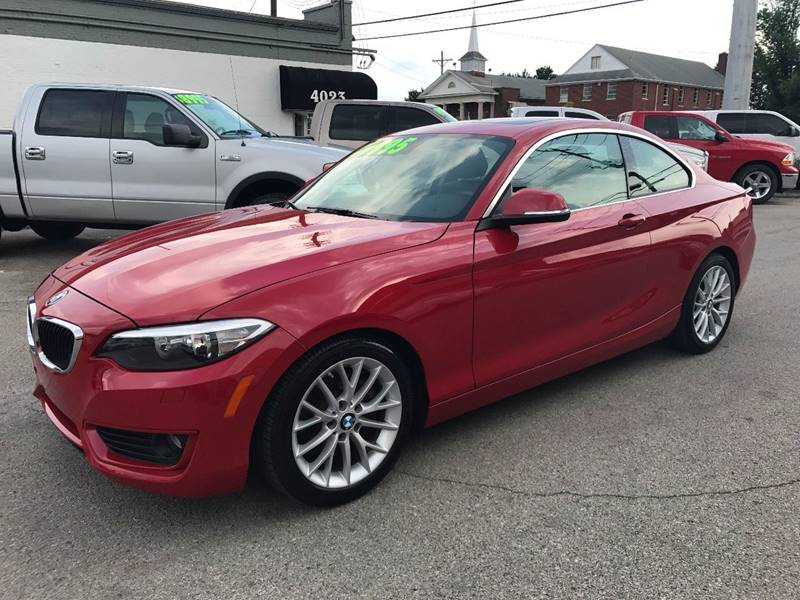 2014 BMW 2 Series 228i 2dr Coupe - Louisville KY