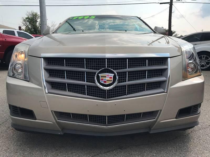 2008 Cadillac CTS 3.6L V6 4dr Sedan - Louisville KY