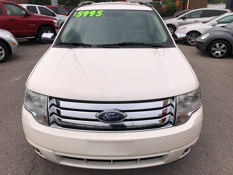 2009 Ford Taurus X Limited 4dr Wagon - Louisville KY