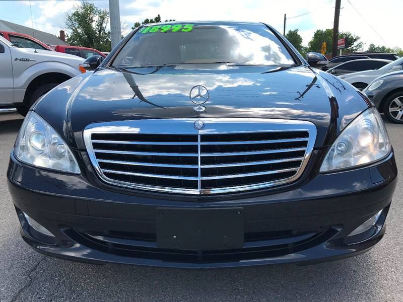 2009 Mercedes-Benz S-Class AWD S 550 4MATIC 4dr Sedan - Louisville KY